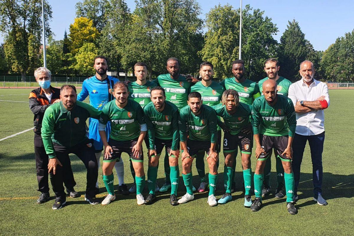 Match de coupe RSF & FC Schaerbeek Résulta 1-2
